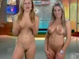 Naked news full video