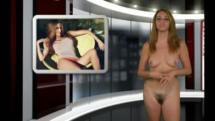 naked news hairy