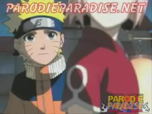 Naruto hentai - sakura fucks sasuke goodbye