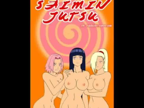 Naruto hentai sex doujin. Naruto and all the sexiest girls from the anime ...