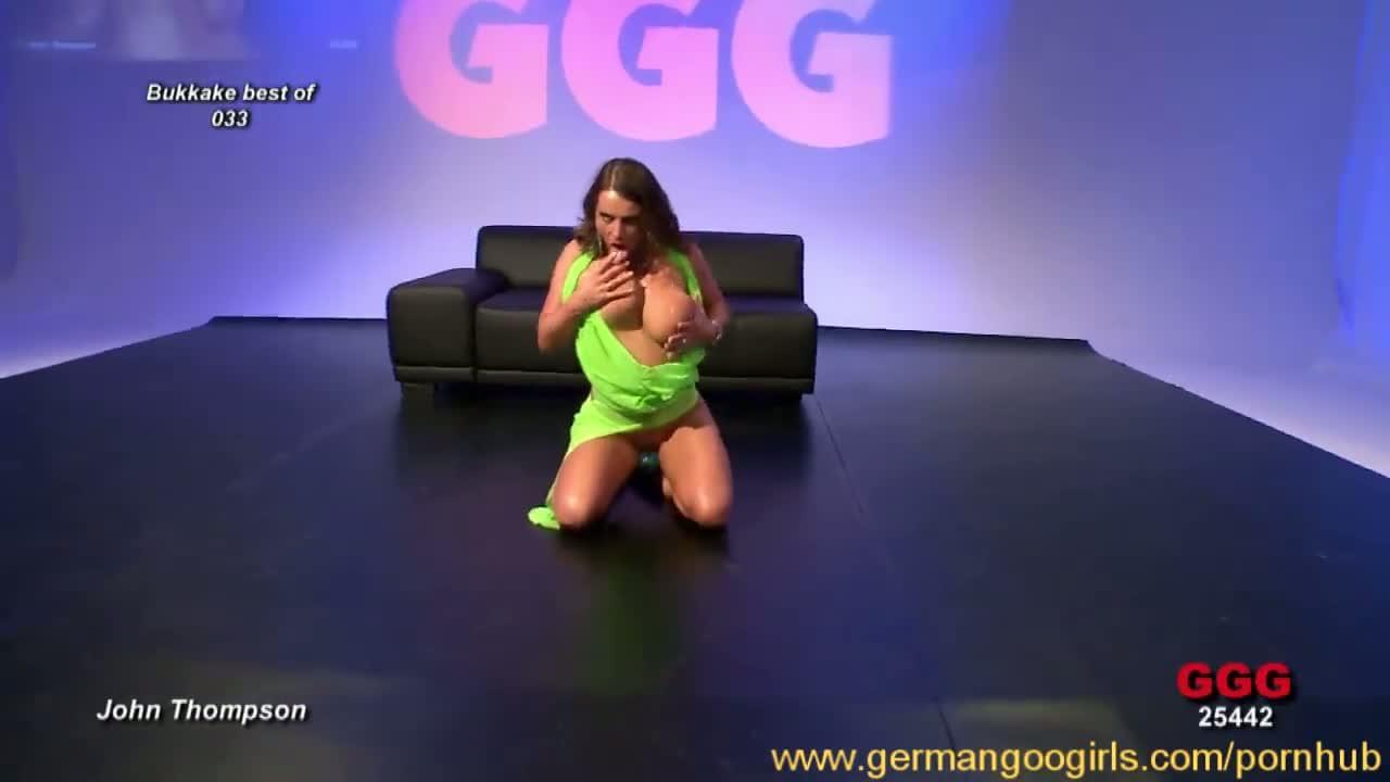 Bukkake german tube proves that