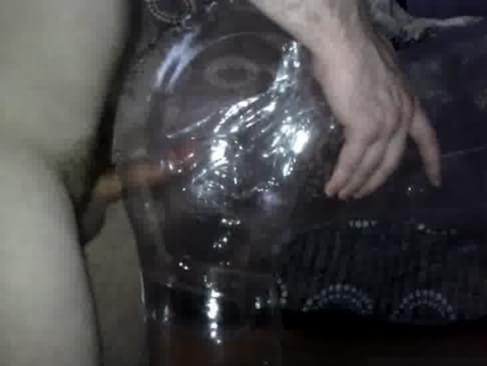 clear sex doll