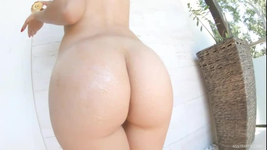 Honey sweet anal