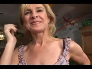 Nice casting for polish milf pia bvr