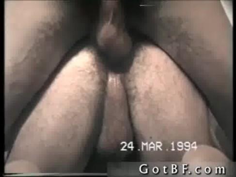 Nice hairy amateur ass fucked