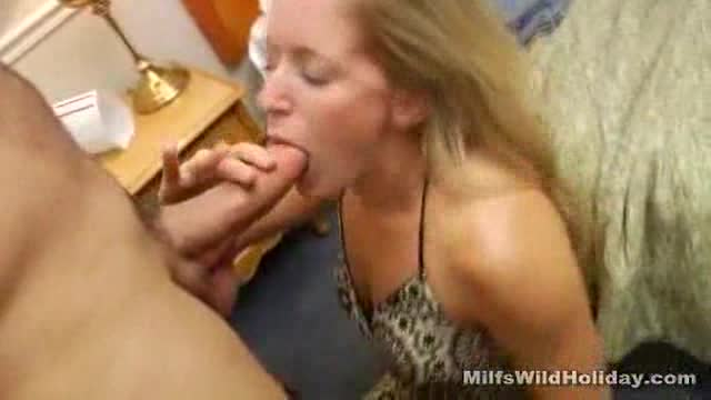 Cock sucking sounds