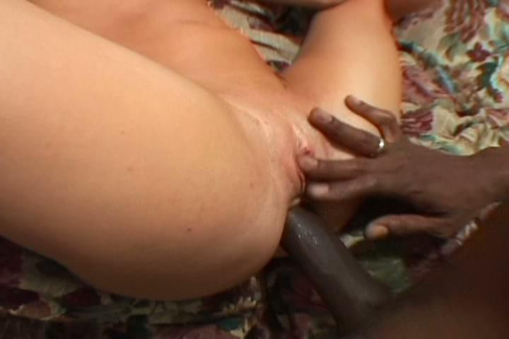 First anal pounding