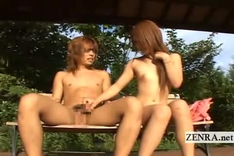 strip naked day in denmark