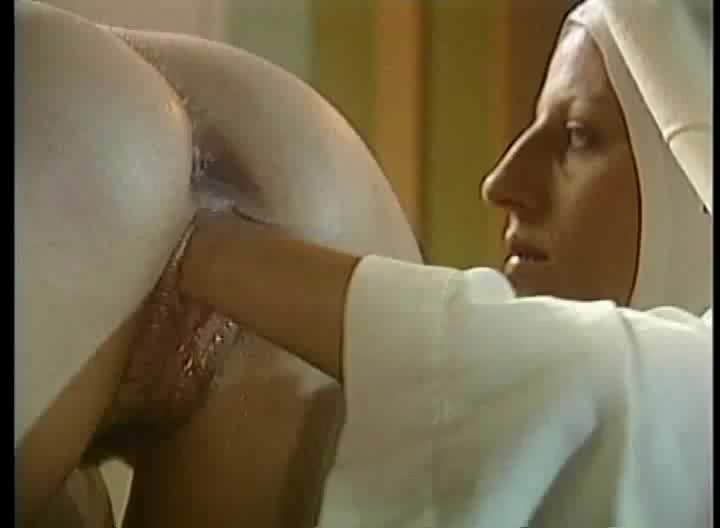 Lesbian nun video interesting
