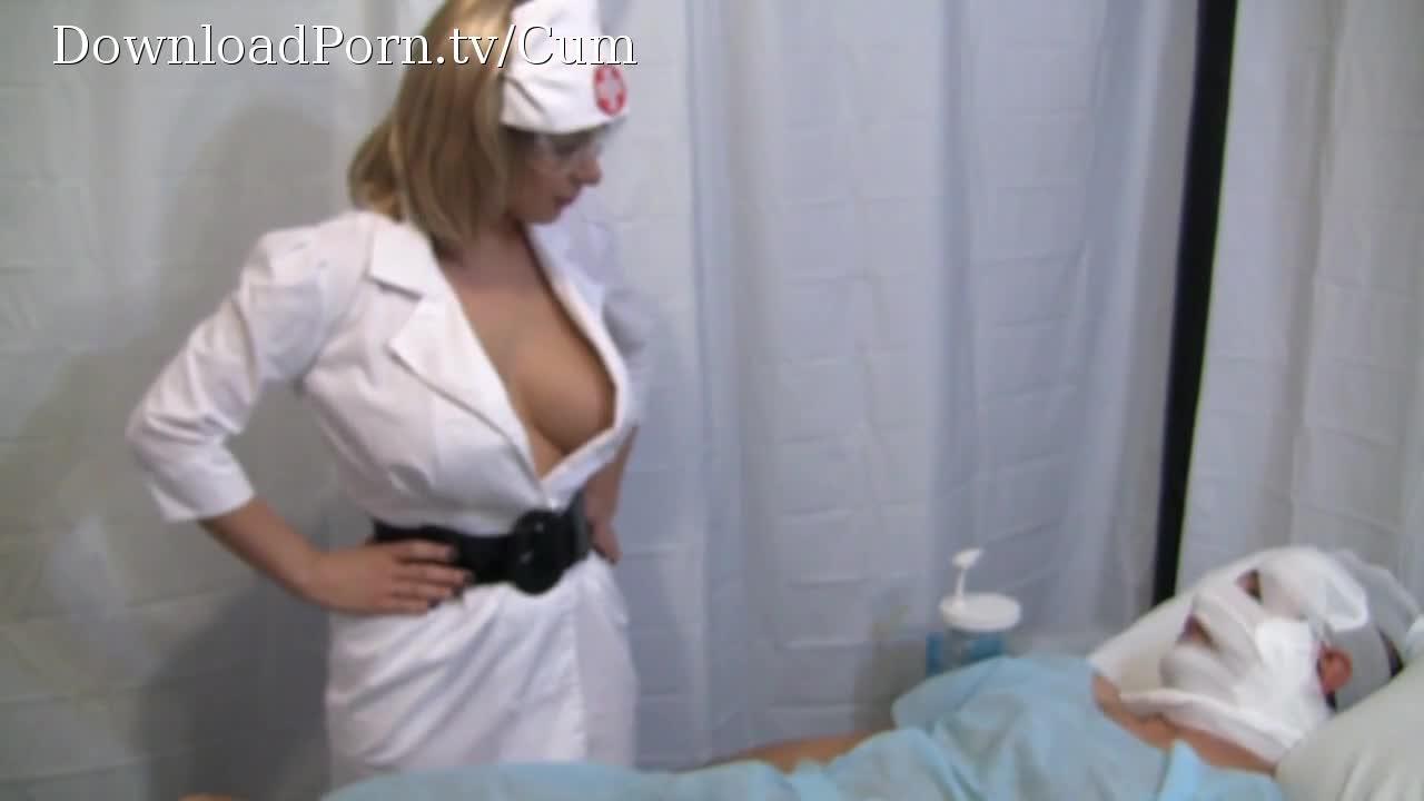 Idea and nurse help boy virginity assured