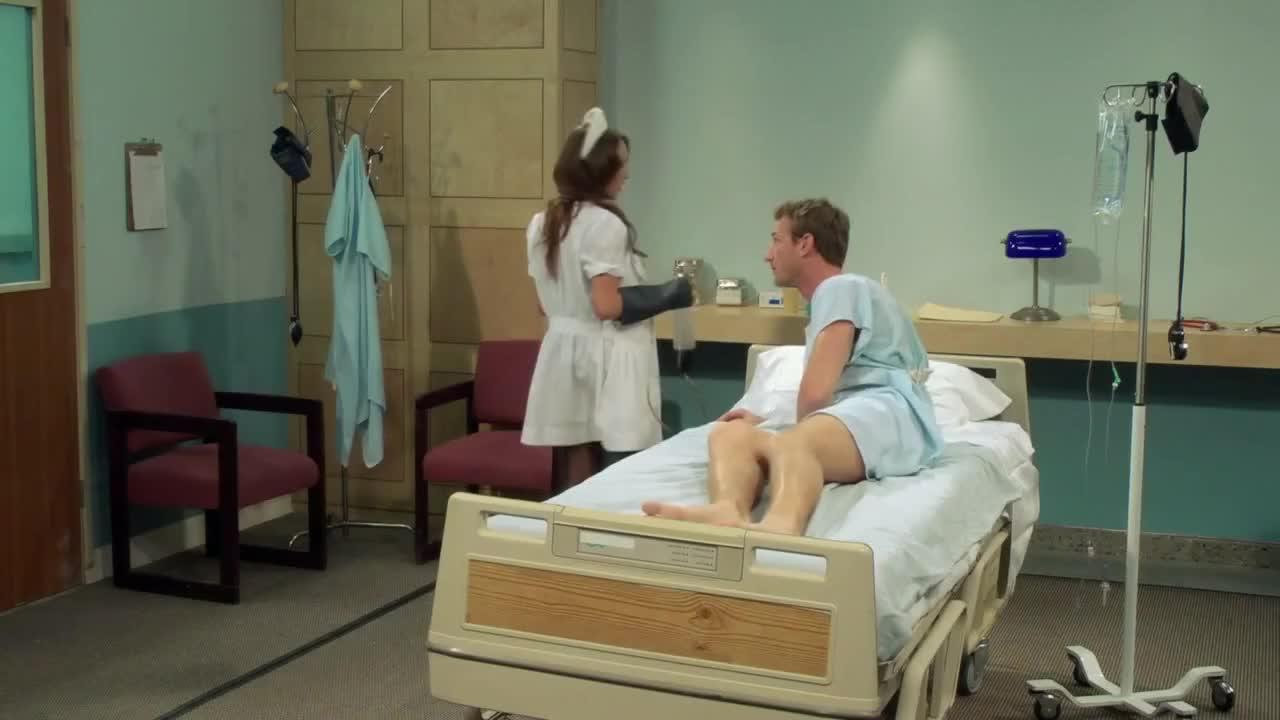 Nurse Gloves Handjob 88