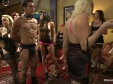 Naked male dancers strippers