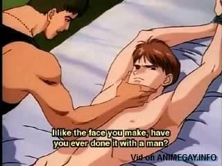 Hentai boy bondage
