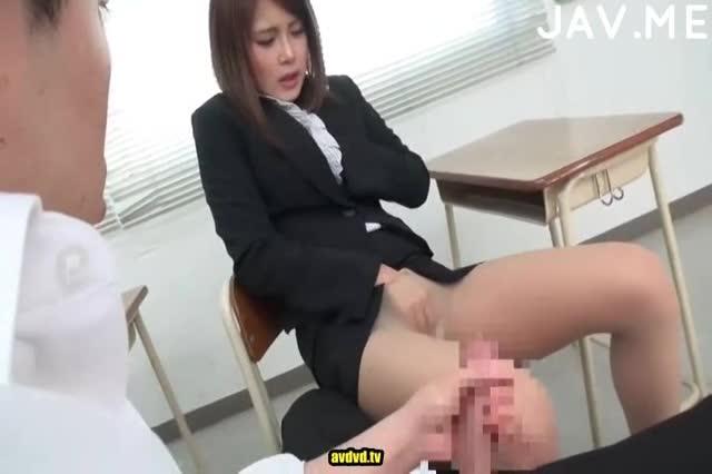 Slut mature office