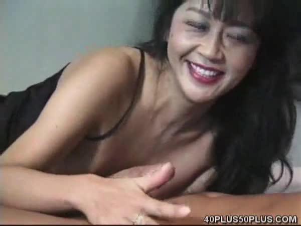 Old Asian Sucking