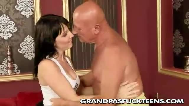 Old dick and young pussy, naked girl bikini waxes