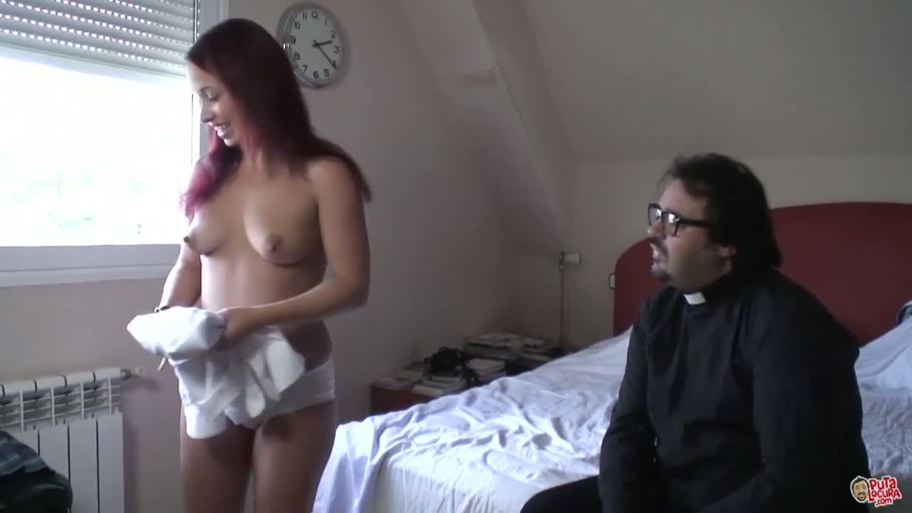 Porn padre damian Here's when