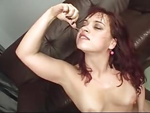 Dirty nude polish slags