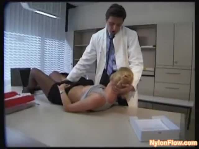 Pantyhose doctor