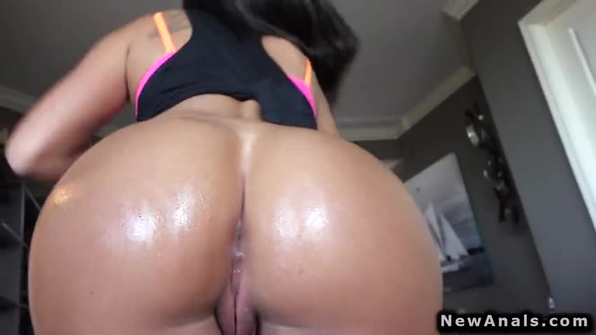Perfect ass anal