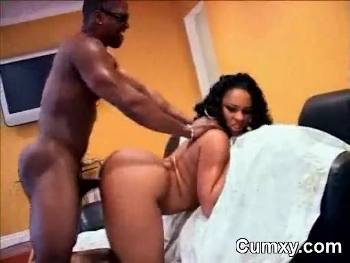 Black slut ass porn