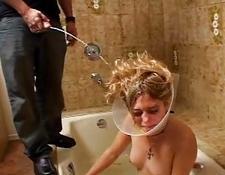 Piss mops teen
