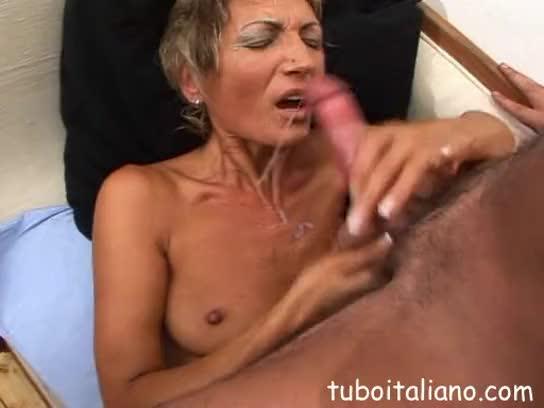 Flickor pussing video