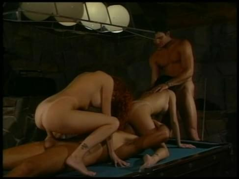 Pool table group sex. Added: February 3rd 2010 at 06:20:16 AM | Views: 14 ...