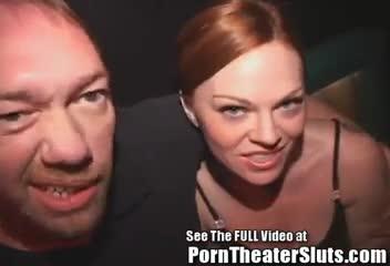 Video public theater facial