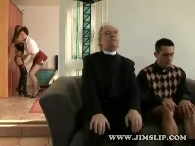 Priest Girl Fuck Image