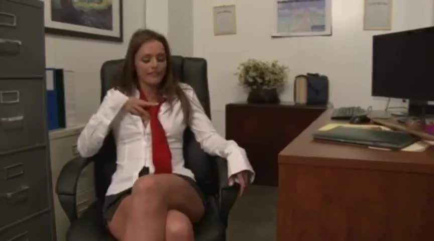 teacher gets caught playing with her pussy