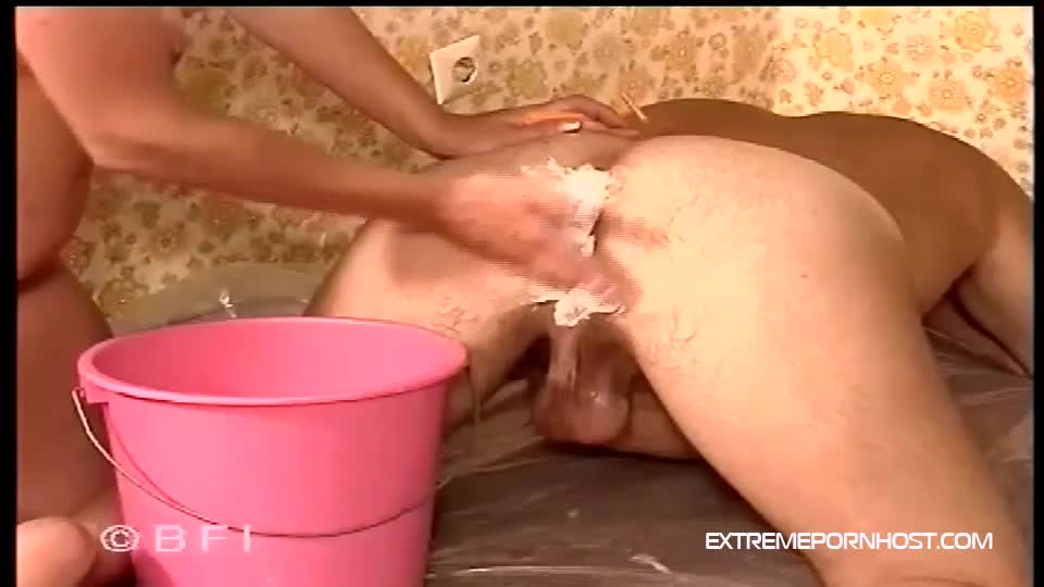Anal sex instructions prostate massage and anal dildo play