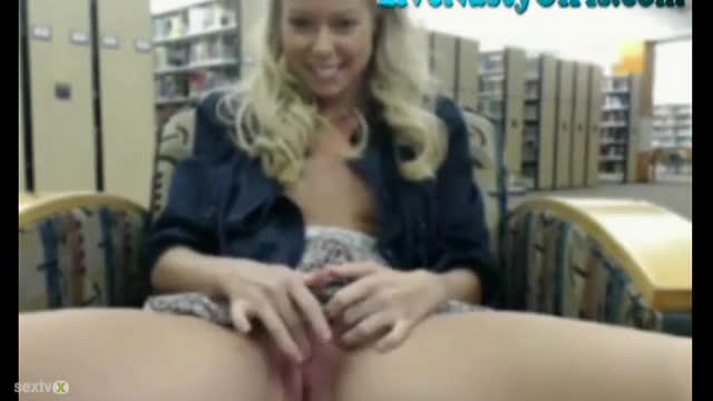 Girl Masturbating In A Public Library Porn Videos