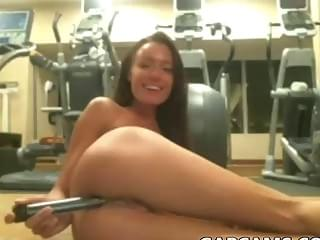 Gym and masturbation