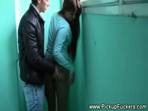 girl fucked in alley