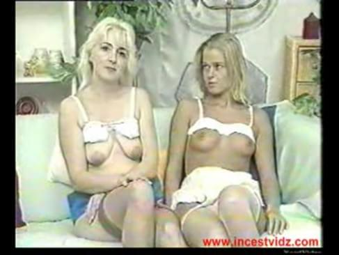 Daughter porn mom real Incest