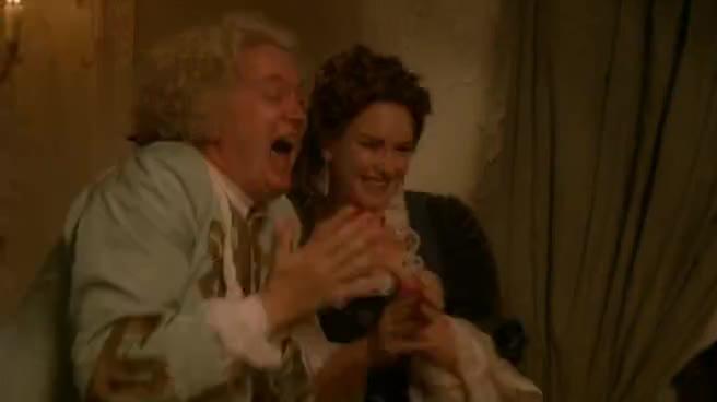 Fanny hill orgy scene