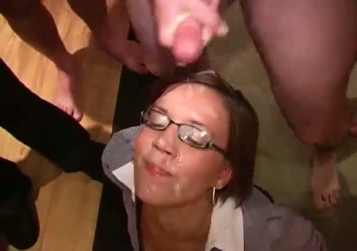 Young Red Head Nerd Sucks 26 Fucks - YouPorncom
