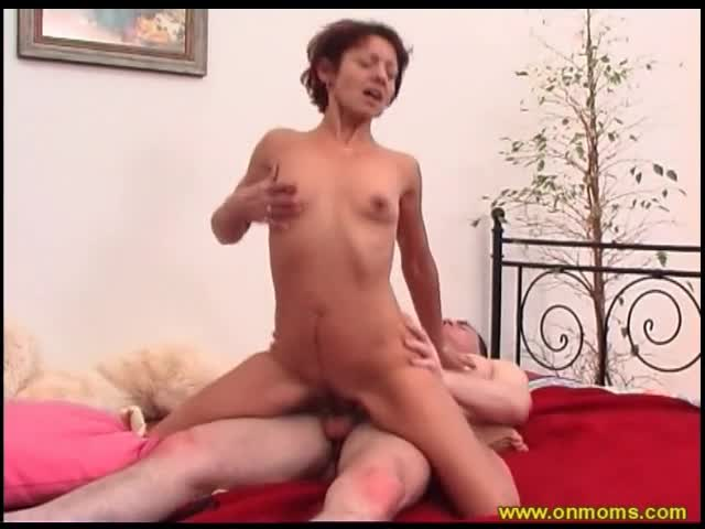 Skinny Old Woman Sex