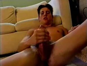 Simon Rex Jerking Video