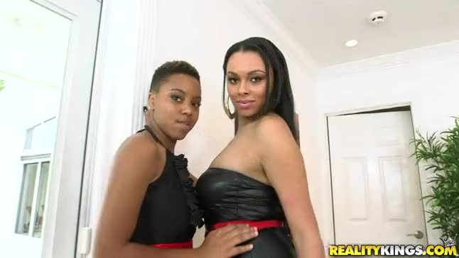 Bria Marie And Bethany Benz Fucked Doggystyle