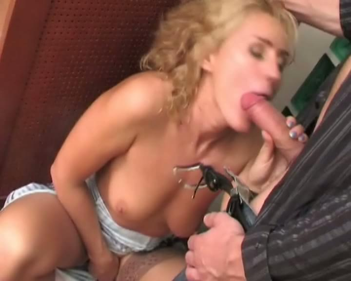 big girl sucks tiny cock