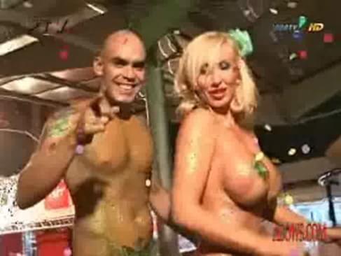 Leslie anne warren nudes