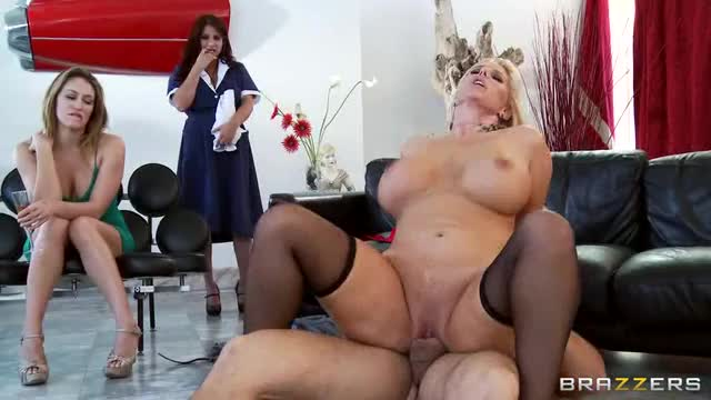 Samantha silver порно