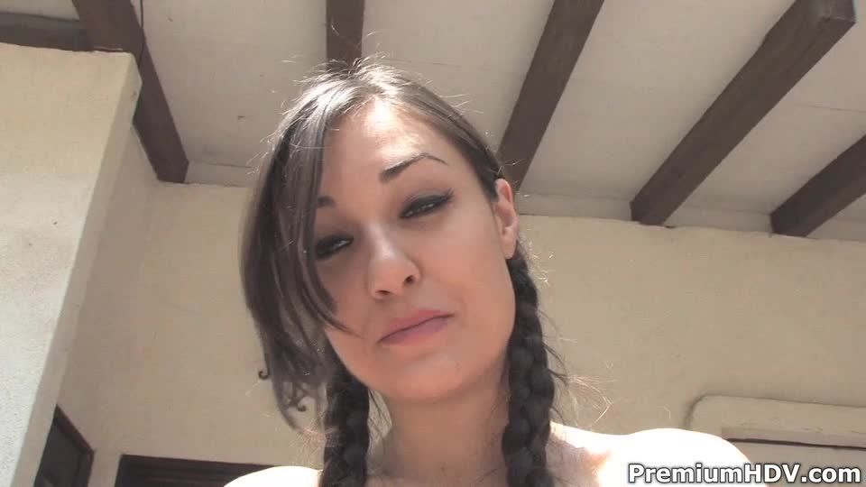sasha grey swallows