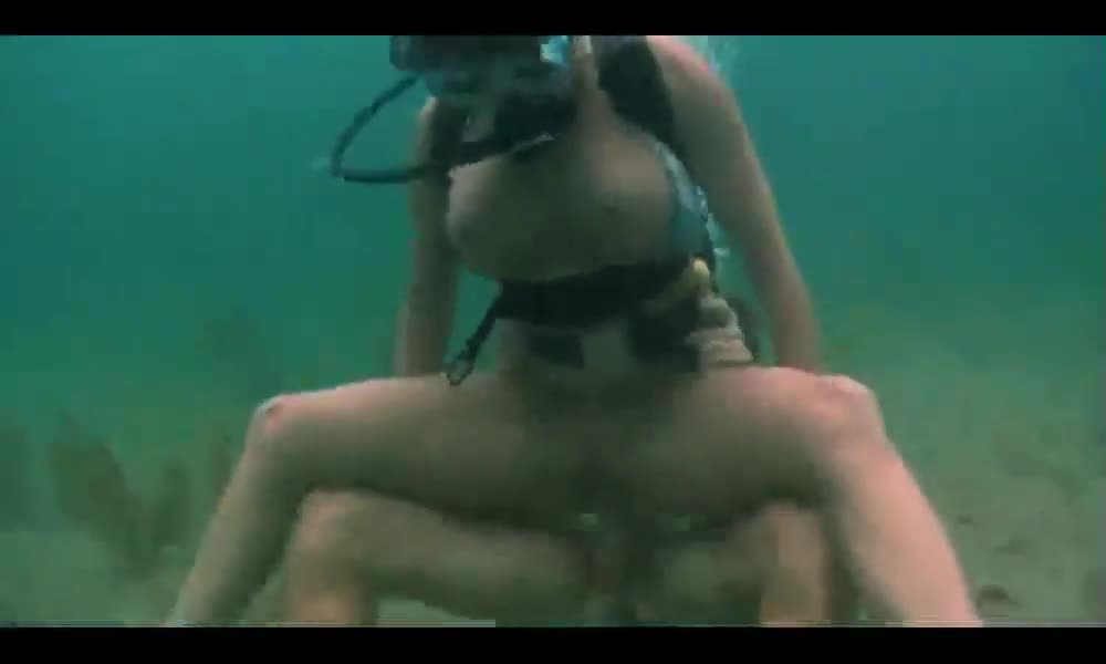 from Nixon nude scuba diving movie