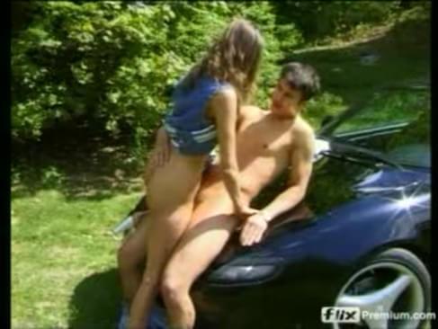sex on car hood