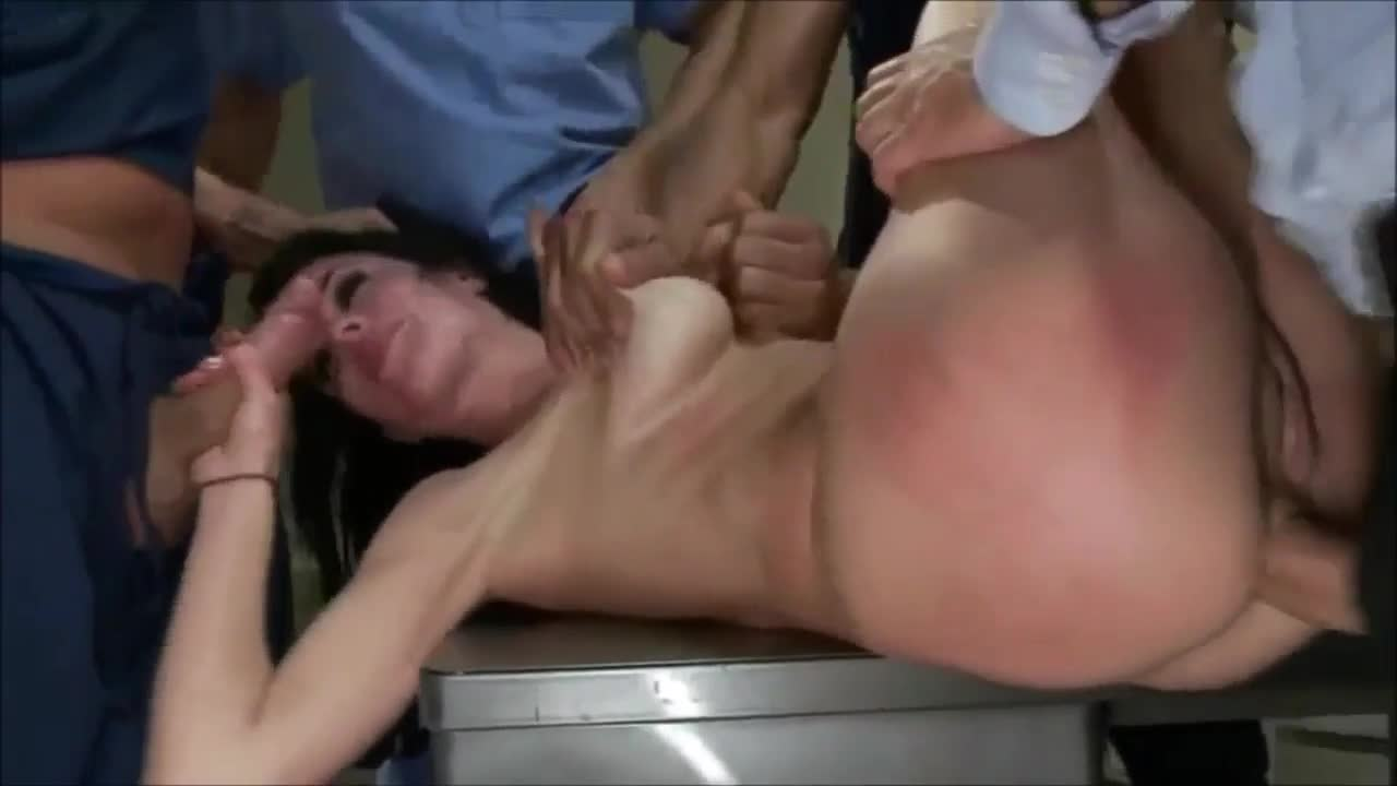 Female Sex Slave Whipped