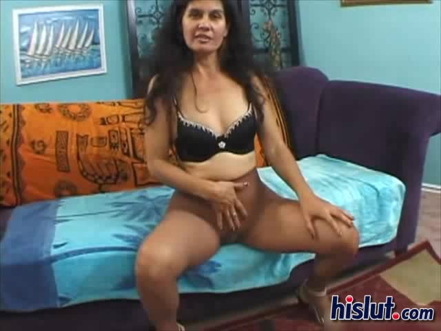 Mature latina sex video