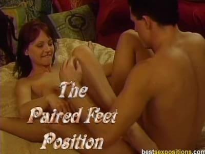 Perfumed garden sex position
